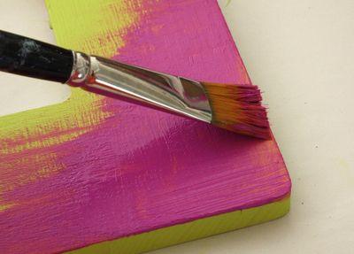Resurrection embossing brush painting