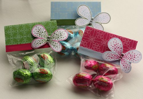 Dots and spots easter treats