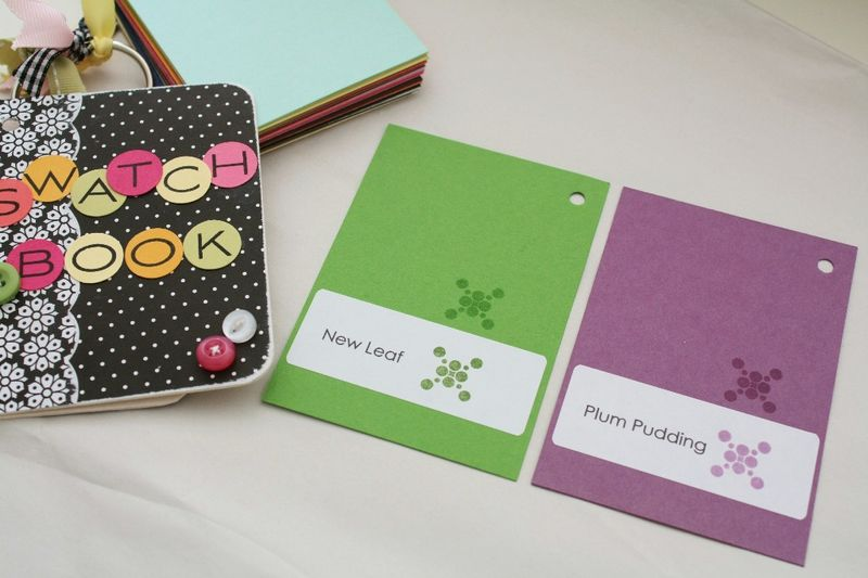 Swatch book complement