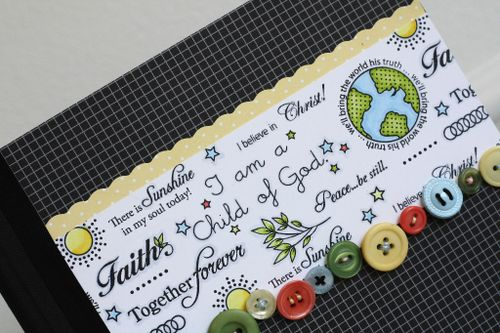 Heavenly Medley Journal detail