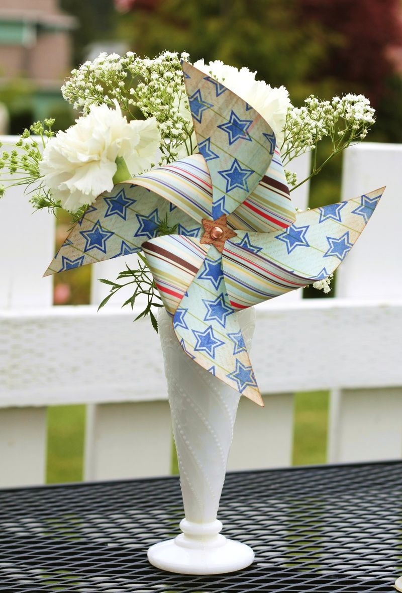 Let freedom ring bbq pinwheel