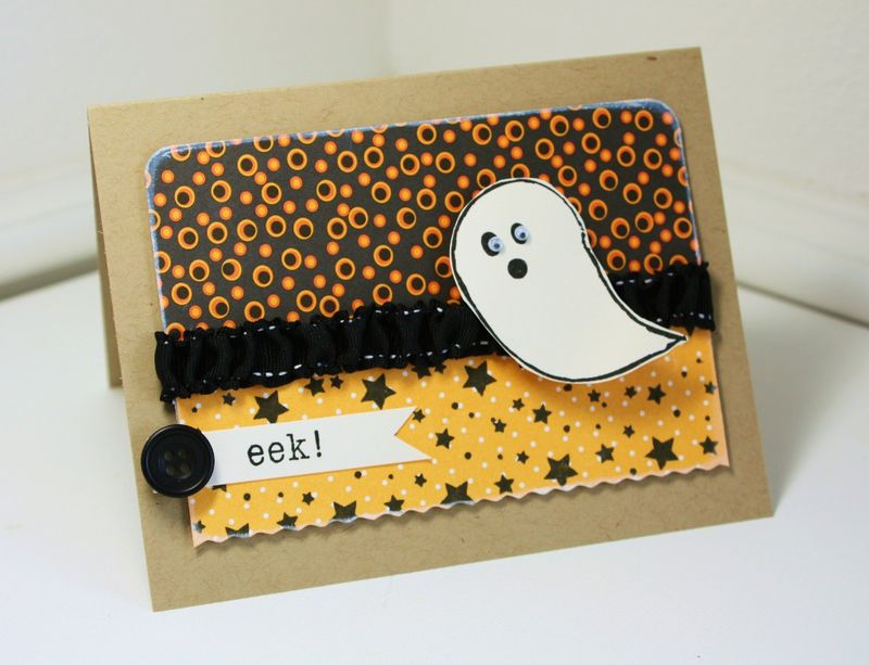 Eek card Lisa Johnson