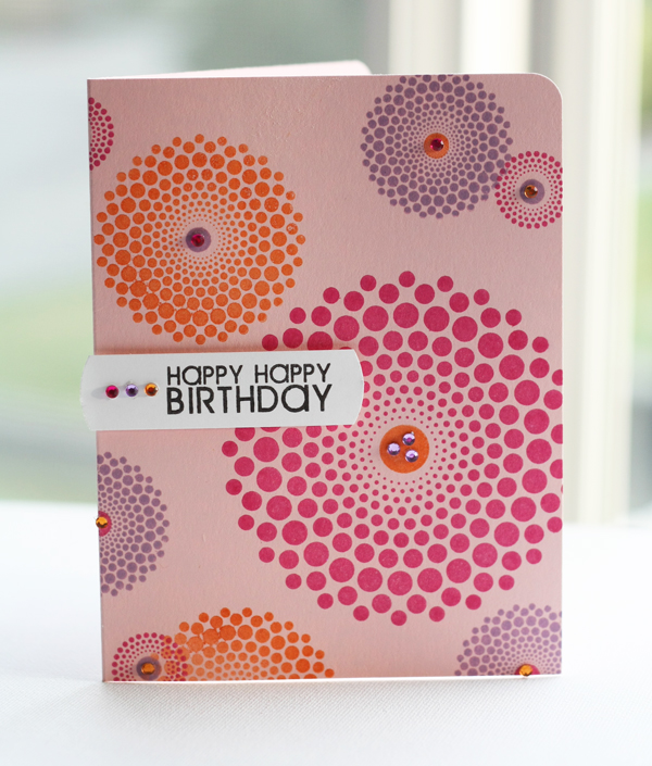 Dotted-Birthday