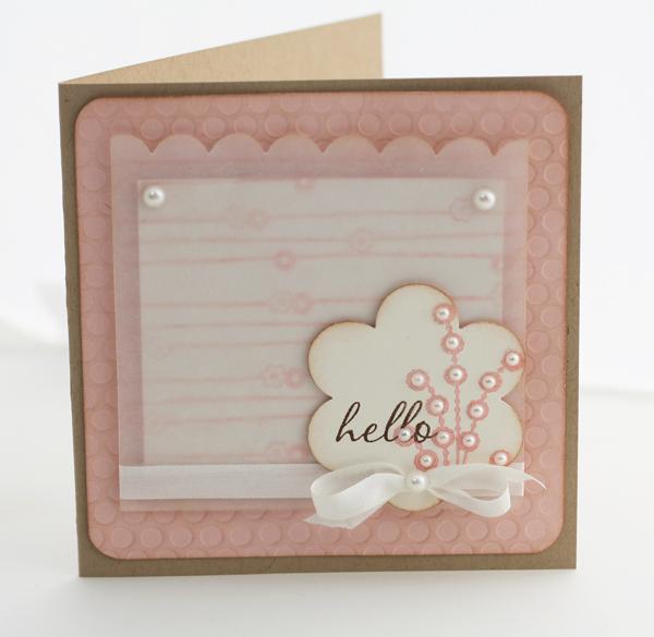 Spring-Hello-Card