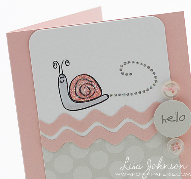 Snail-Hello-detail