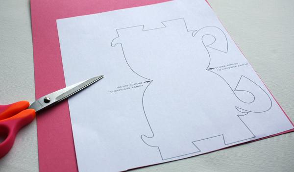 Elephant-template
