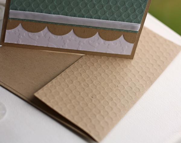 Impressed-envelopes