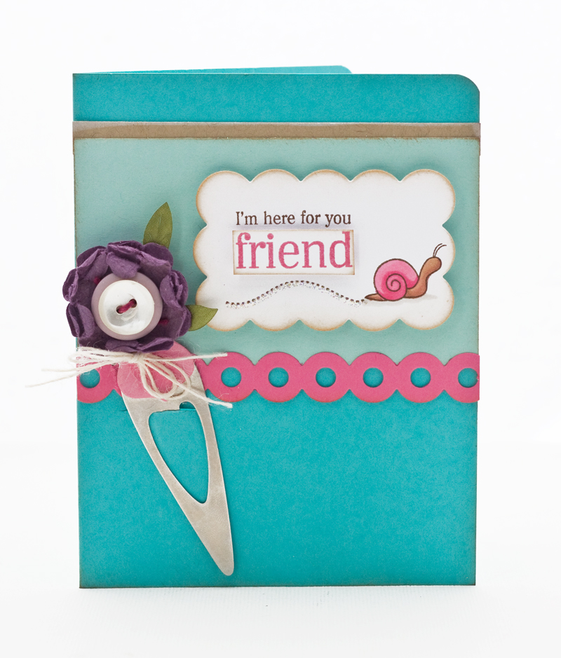 Snail-Friend-Bookmark-card