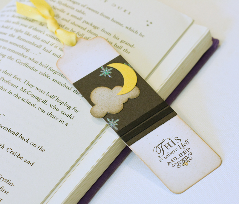 Moon-bookmark