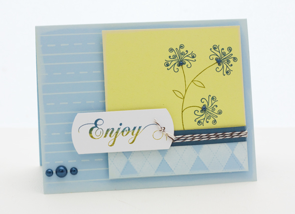 Spiral-Enjoy-card